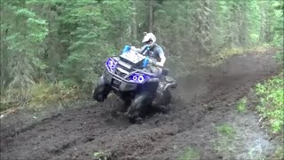 Extreme Can-am Muskeg, NOS, BBK