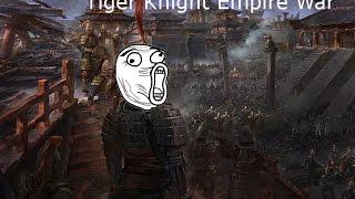 Tiger Knight Empire War Ep:1 Character Creation