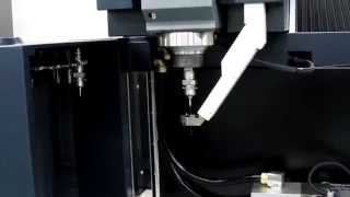 EDBV EDM Hole Drilling Quick Change Automatic Tool and Guide Changers