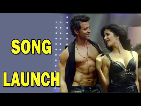 Hrithik Roshan and Katrina Kaif at 'Bang Bang's song launch - Exclusive