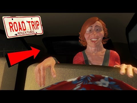 The Road Trip - SHES IN THE BACK (SURPRISE)