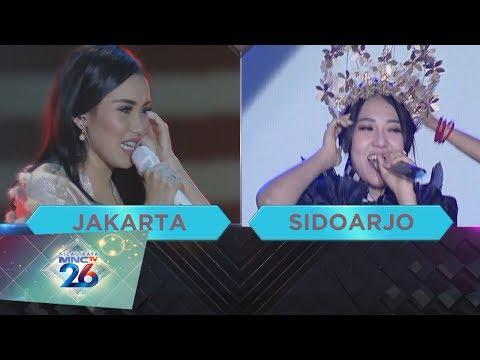 Download Lagu Pertama Kali! Duet Dari 2 Kota Berbeda, Ayu Ting Ting feat Via Vallen - Kilau Raya MNCTV 26 (20/10) MP3 Free