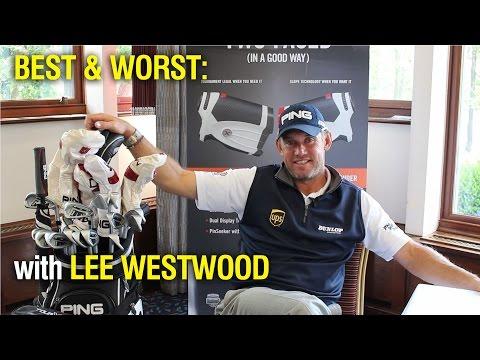 Lee Westwood: Best & Worst