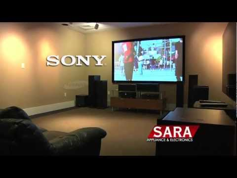 SARA Appliance &amp; Electronics GE Monogram + Home Theater