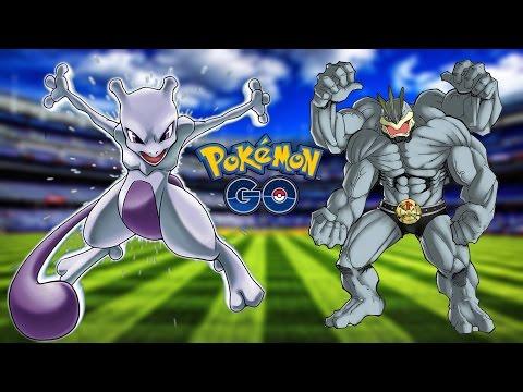 Pokemon Go / Покемон Го ► В поисках самого СИЛЬНОГО покемона ► #44