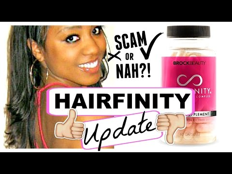 Hairfinity SLAM OR SCAM? My HONEST opinion + If It Will Work for YOU
