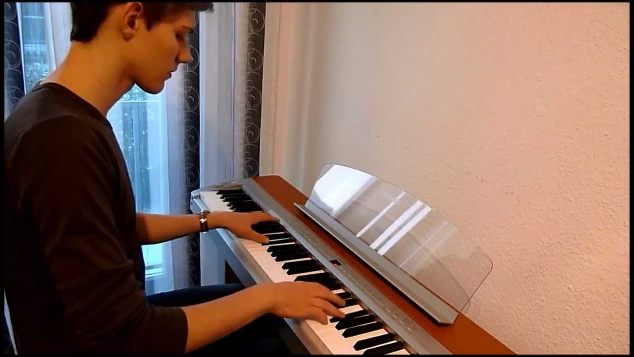 how to play a thousand miles on piano part 2