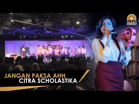 Citra Scholastika - Jangan Paksa Ahh [live  Theater Jkt48] video