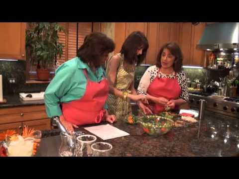 Southwest Roasted Pepper Salad
