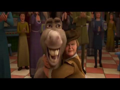 Shrek 4 - Nejlepší scéna |1| Drž Hubu (Zvonec a Konec)