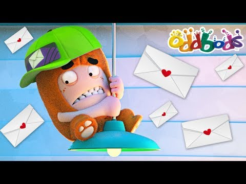 Oddbods - DELIVERY BOY | Funny Cartoons For Children | The Oddbods Show