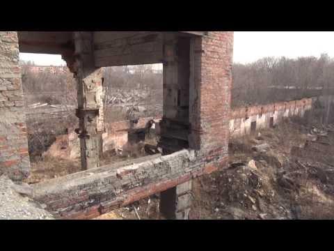 Discovery - Заброшенный завод ЖБИ