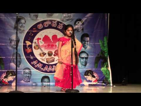 Dhatri sings Chali Chali Gaa Allindhi from Mr Perfect for Aalapana...