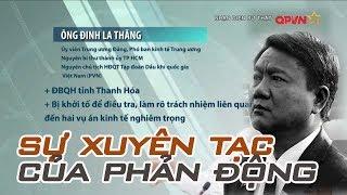 Phản ứng của phản động sau khi Đinh La Thăng, Trịnh Xuân Thanh bị bắt