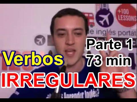 Verbos Irregulares del Inglés (Seminario Grabado) (19/04/2012)
