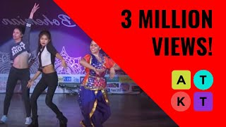 Epic College Girls Dance Face-Off | IIT Delhi's Rendezvous 2017