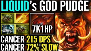 Don't Try This at Home - PUDGE CARRY - [Dota 2 Pro Gameplay]