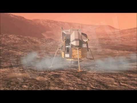 Viaje De Ida A Marte. Proyecto Para Habitar El Planeta Rojo [IGEO.TV]
