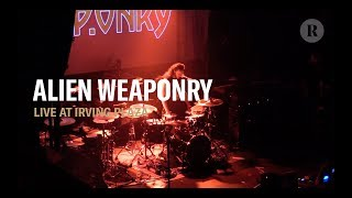 ALIEN WEAPONRY - Live In NYC (Full Show)