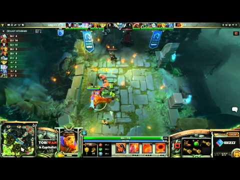 Kaipi vs Team Liquid Game 1   The Defense 4 DOTA 2   TobiWan