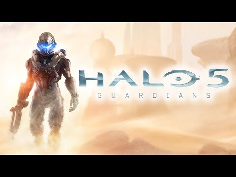 Halo 5 Guardians Cover Halo 5 Guardians Announced