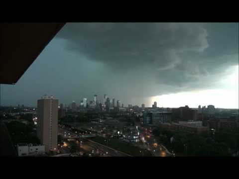 Nonstop Thunder And Lightning! video