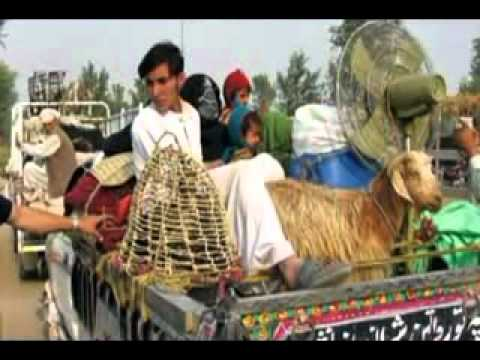 Pashto Song Nazia Iqbal Waziristan 2011 video