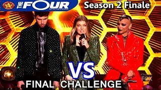 Sharaya J vs James Graham Final Challenge /Battle The Four Season 2 FINALE S2E8