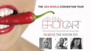Athena Erotic Art Festival 2014 Official - Grand Opening Tv Spot