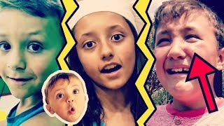 FUNnel VISION 🌟 10 Things You Didn`t Know About SHAWN,  LEXI, MICHAEL & CHASE 🐶