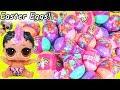 Lil Punk Girl Custom vs Punk Boi Sister Open Shopkins Easter Eggs + Unicorn LOL Surprise Dolls MP3