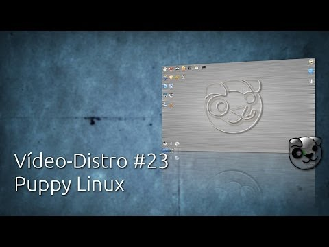 Vídeo-Distro #23: Puppy Linux 5.7.1