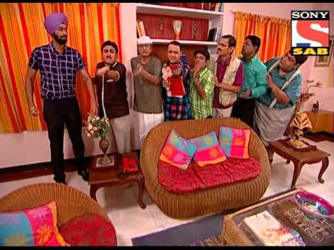 Taarak Mehta Ka Ooltah Chashmah - Episode 1190 - 26th July 2013 video