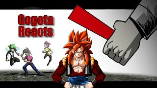 Gogeta Reacts to the Fairy Odd Parents Anime