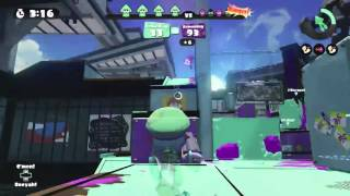 Wrecking Museum Splat Zones - Quad Squads feat. Wolf, Chilly, Sorapol