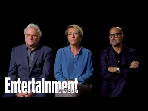 Emma Thompson & Stanley Tucci Finally Share The Screen In 'The Children Act' | Entertainment Weekly