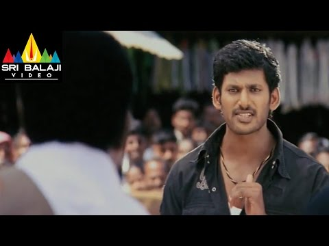Bhayya Telugu Full Length Movie - Part 1/11 - Vishal, Priyamani