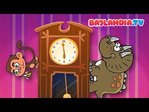 Piosenka O Zegarze - Piosenki Dla Dzieci Bajlandia.tv