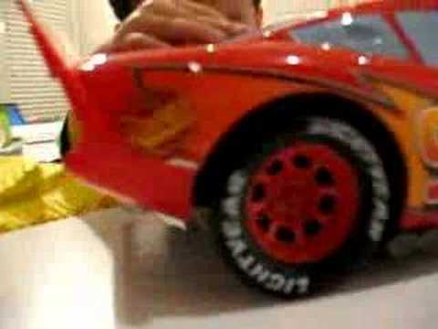 Mcqueen Toy Cars Toy Lightning Mcqueen