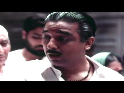 Nayakudu Movie || Kamal Haasan Best Acting Scene || Kamal Haasan, Saranya