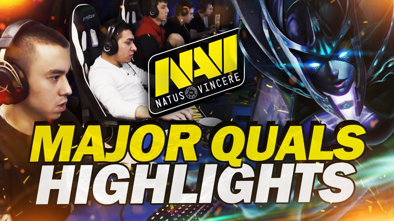 BEST of NAVI at MAJOR QUALS