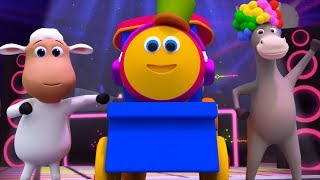 Bob The Train | Animal Sound Song For Kids And Childrens | Nursery Rhymes by Bob The Train