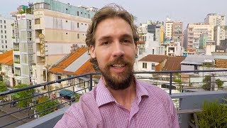 A Day In The Life Of An English Teacher Trainer in Vietnam