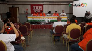 Seminário da Transpetro em Salvador