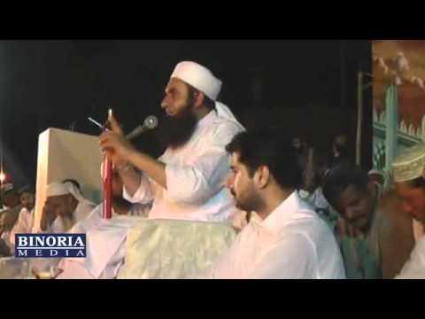 Maulana Tariq Jameel - Karwan e Aman - Layari (Karachi 30 July 2011)