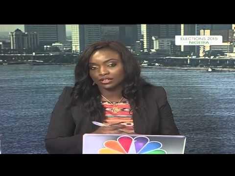 Voting process calm in Nigeria