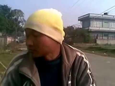 Aale Dai Singing Jhim Jhim Sanu video