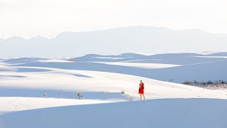 My Favourite Landscape Photography Spot of 2018     BTS at White Sands
