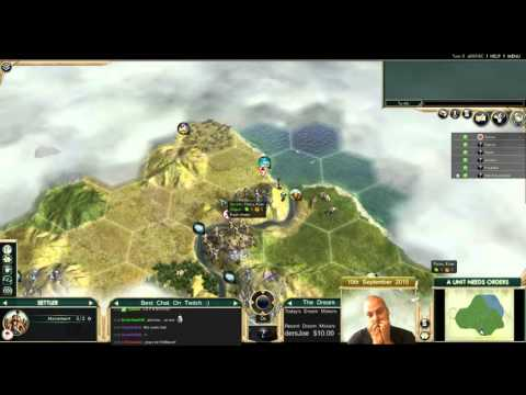 Civilization 5 Multiplayer 144: Japan [1/6] ( BNW 6 Player Free For All) Gameplay/Commentary