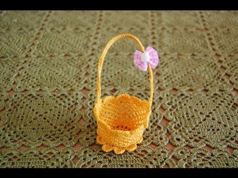 Koszyczek Wielkanocny Jak Zrobić
